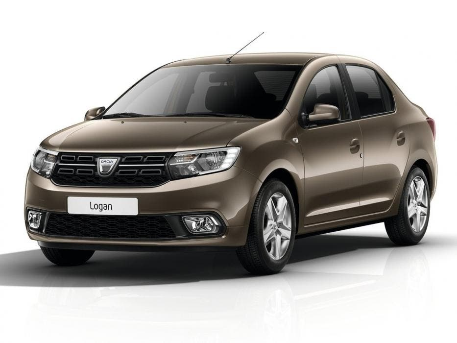 rent a car cluj - Dacia Logan
