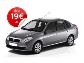 rent a car cluj - Renault Symbol