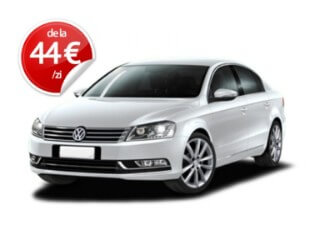 rent a car cluj - VW Pasat