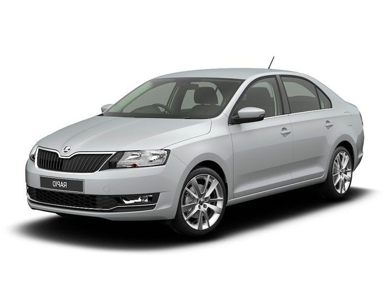 rent a car cluj - Skoda Rapid